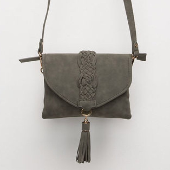 991cefd145bf Free People Kenya Braided Crossbody Bag